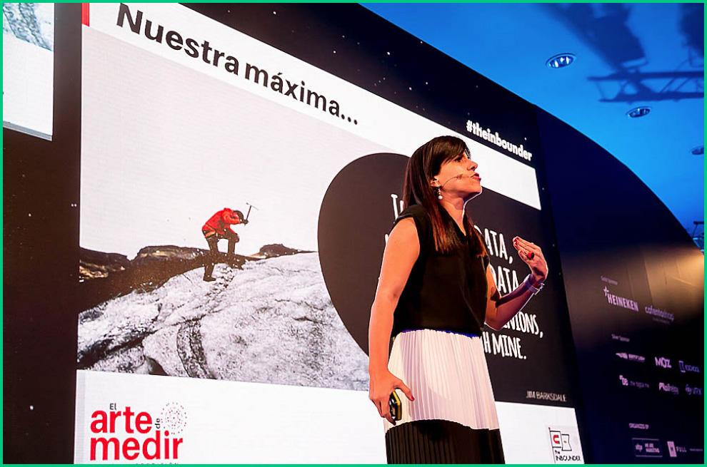 Gemma Muñoz, The Inbounder